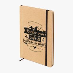Notizbuch wetraveltheworld