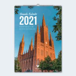 Heimweh Kalender 2021 wetraveltheworld