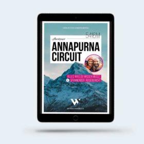 Annapurna Circuit Reiseführer E-Book