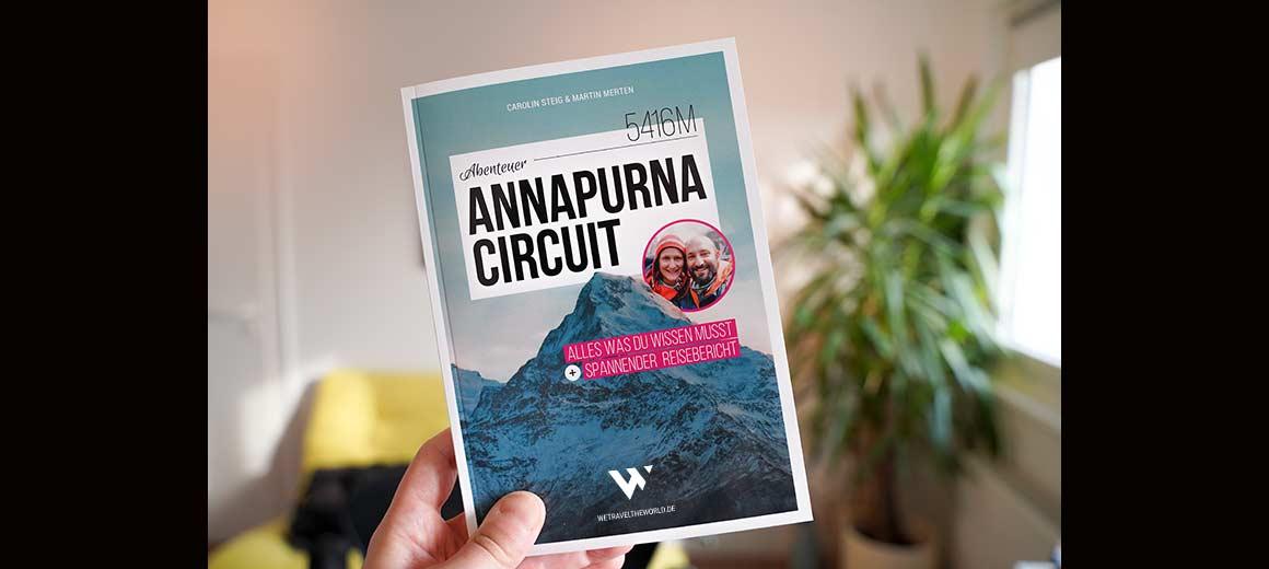 Annapurna Circuit Reiseführer Taschenbuch