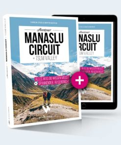 Manaslu Circuit Reiseführer Reisebericht Buch