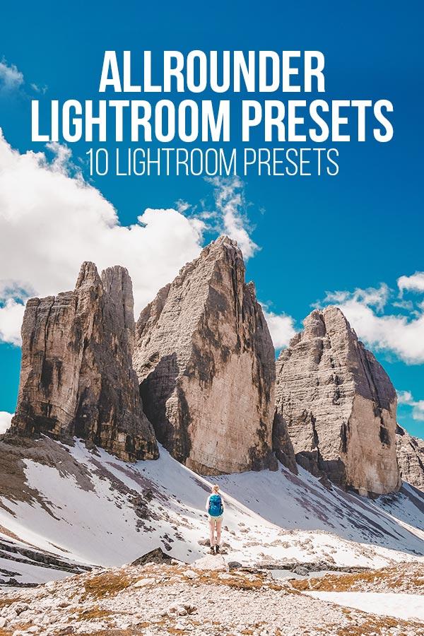 WE TRAVEL THE WORLD Lightroom Presets
