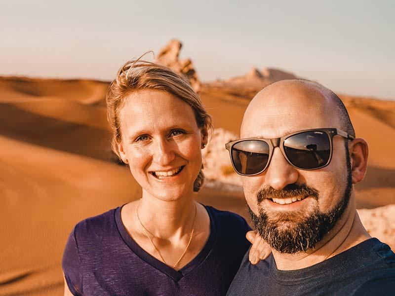 Caro Martin wetraveltheworld Dubai Reiseführer