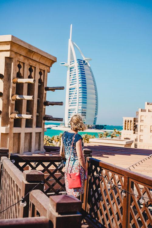Dubai Reiseführer Burj Al Arab