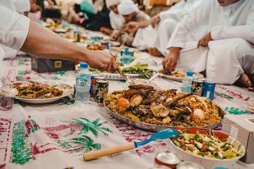 Dubai Essen
