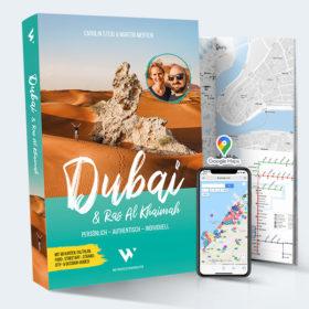 Dubai Reiseführer Taschenbuch