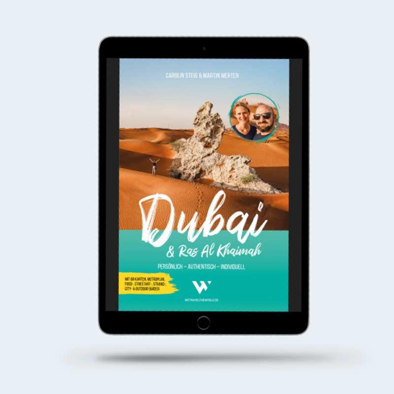 Dubai Reiseführer E-Book