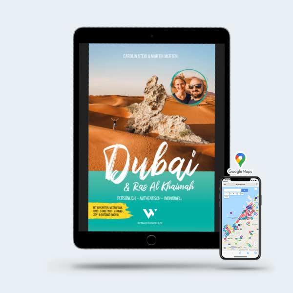 Dubai Reiseführer eBook