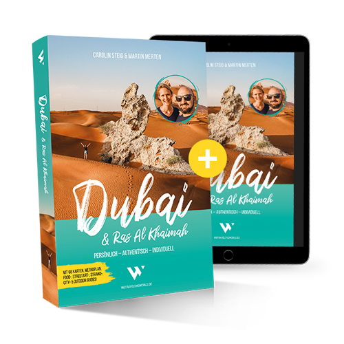 Dubai Reiseführer Kombi