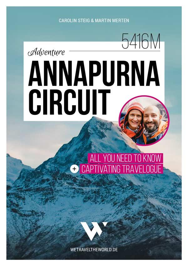Annapurna Circuit Book