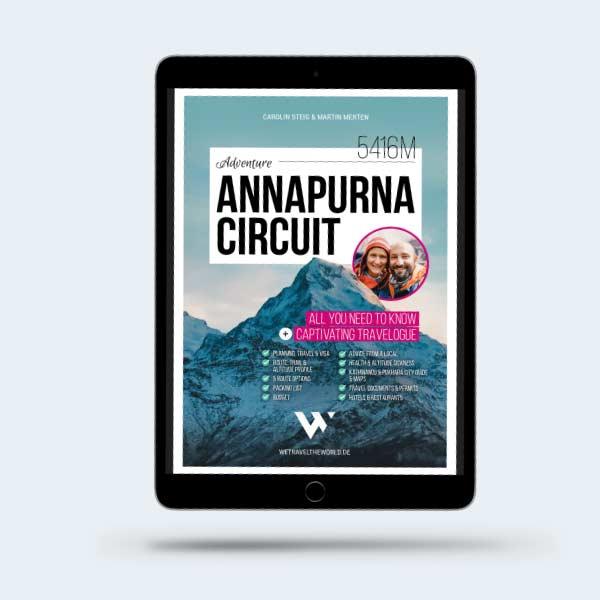 Annapurna Circuit E-Book