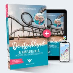 Urlaub in Deutschland – Deutschland Ausflugsziele Tipps Premium Paket