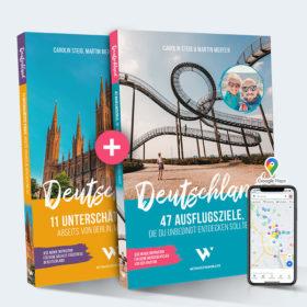 Urlaub in Deutschland – Deutschland Ausflugsziele Tipps Bundle